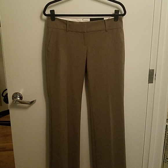 Ann Taylor Pants - Ann Taylor Modern fit trousers